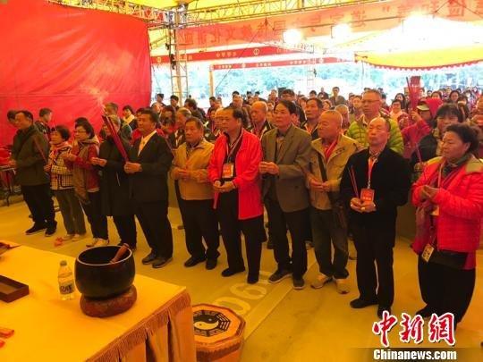 福建福清举办梦文化节 彰显道教社会关怀