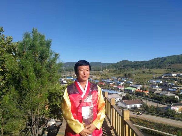 图们市石岘镇_罗哲龙:进入新时代,我们的生活会越来越好 - 中国民族宗教网