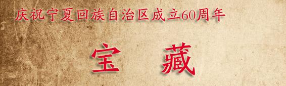 庆祝宁夏回族自治区60周年专栏【宝藏】:从文物看宁夏历史变迁